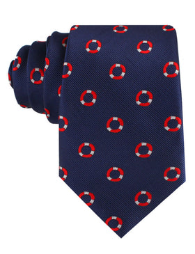 Nautical Float Tie
