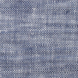 Navy Blue Linen Chambray Fabric Self Tie Bow Tie L037