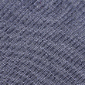 Navy Blue Slub Linen Pocket Square