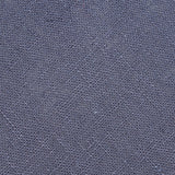 Navy Blue Slub Linen Necktie Fabric