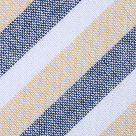 New York Striped Pocket Square