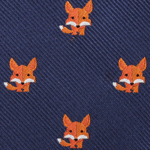 North American Kit Fox Bow Tie