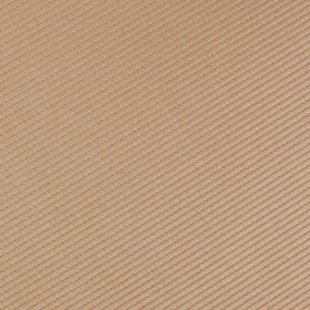 Nude Brown Twill Pocket Square