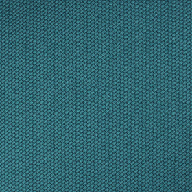 Oasis Blue Weave Pocket Square