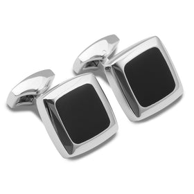 Oddjob Black Korean Cufflinks
