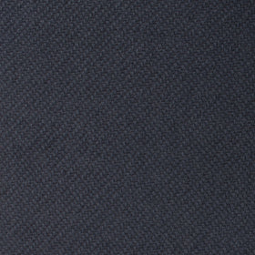 Öland Navy Blue Linen Pocket Square