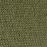 Olive Green Basket Weave Linen Bow Tie Fabric