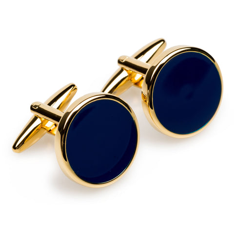 Orion Blue Stone Cufflinks