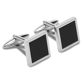 Philip II of Spain Square Cufflinks