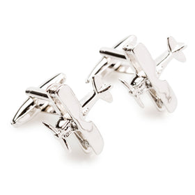 Pilot Wing Airplane Cufflinks