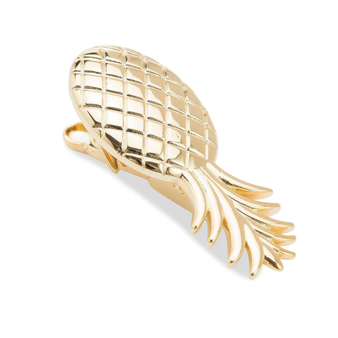 Pineapple Express Gold Tie Bar