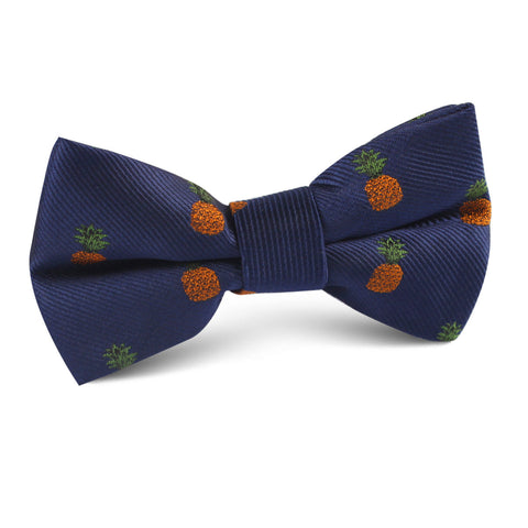 Pineapple Kids Bow Tie