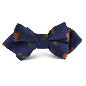 Pineapple Kids Diamond Bow Tie