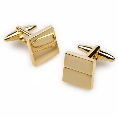 Prince Harry Gold Cufflinks