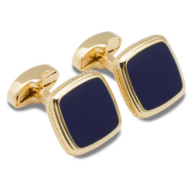 Prince of Egypt Gold Cufflinks