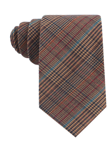 Prince of Wales Brown Tie