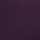 Purple Plum Slub Linen Fabric Bow Tie L172
