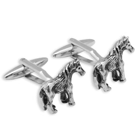 Race Pony Cufflinks