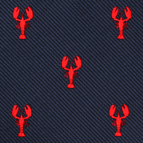 Red Lobster Bow Tie