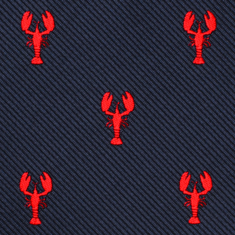 Red Lobster Kids Bow Tie