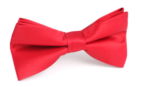 Red Maroon - Bow Tie