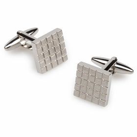 Richard Kiel Silver Cufflinks