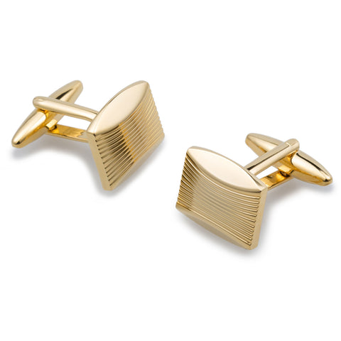 Ronald Reagan Gold Cufflinks