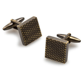 Roronoa Antique Brass Cufflinks