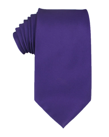 Royal Purple Necktie
