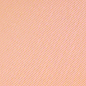 Salmon Frosty Pink Twill Pocket Square