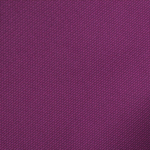 Sangria Purple Weave Pocket Square