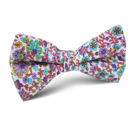Sant Apollinare Floral Kids Bow Tie