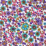 Sant Apollinare Floral Pocket Square Fabric