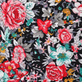 Sardinia Bloom Floral Fabric Kids Bowtie