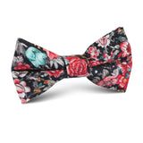 Sardinia Bloom Floral Kids Bow Tie