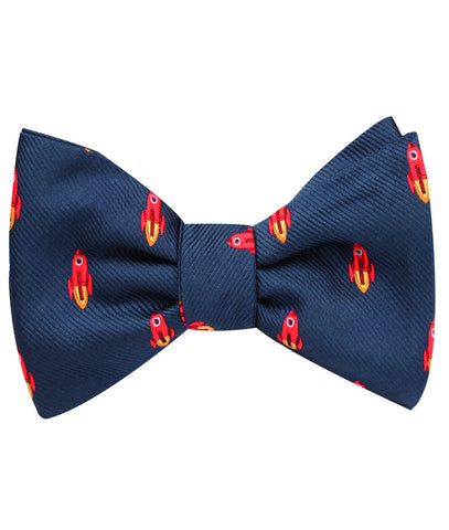 Saturn Red Rocket Self Bow Tie