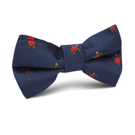 Sea Turtle Kids Bow Tie