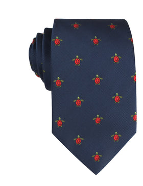 Sea Turtle Necktie