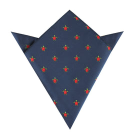 Sea Turtle Pocket Square