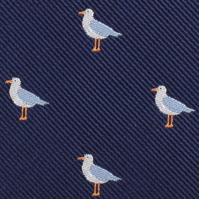 Seagull Bird Kids Bow Tie