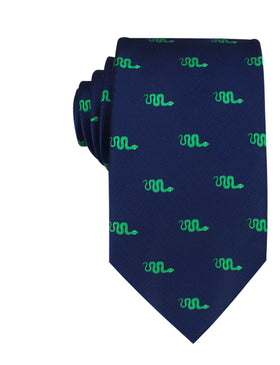 Serpico The Snake Necktie