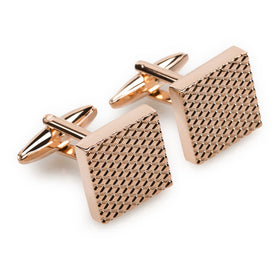 Shandora Rose Gold Cufflinks