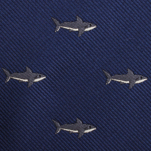 Shark Kids Diamond Bow Tie