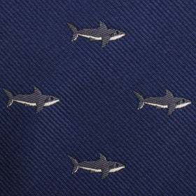 Shark Diamond Bow Tie