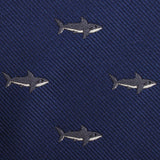 Shark Fabric Pocket Square