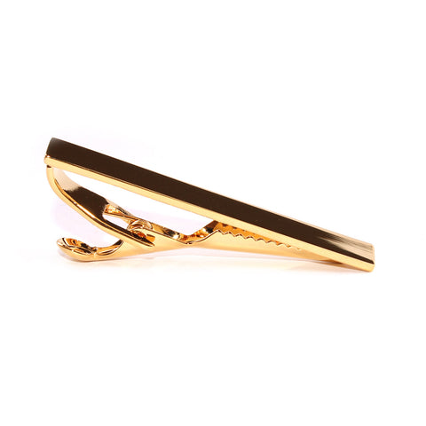 Shining Gold Tie Bar