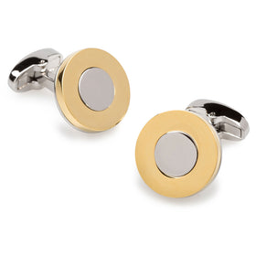 Sir Elton John Gold Cufflinks