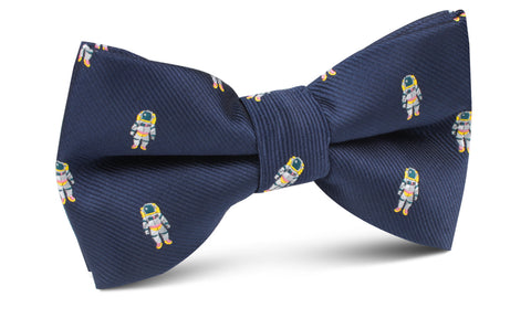 Sky Walker Space Suit Bow Tie