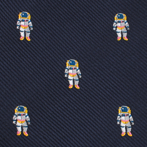 Sky Walker Space Suit Kids Bow Tie