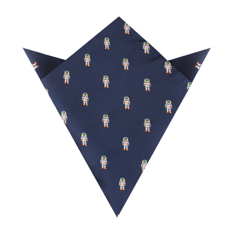 Sky Walker Space Suit Pocket Square